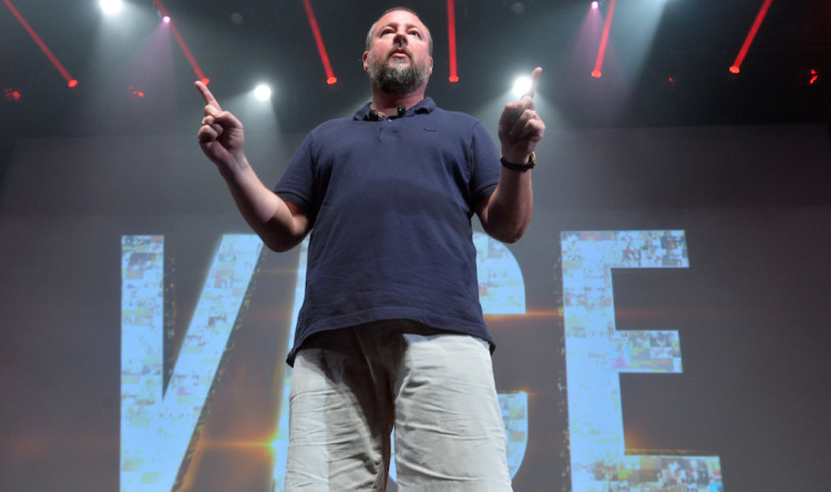 Shane Smith, CEO di VICE