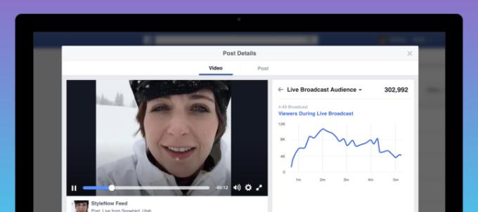 video live metric