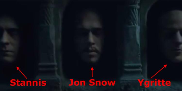 Spoiling John Snow
